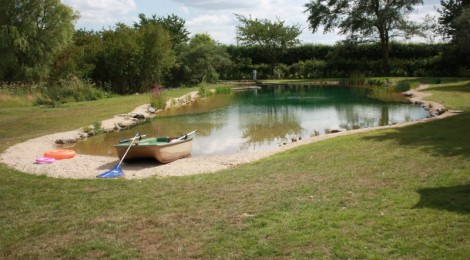 Плавательные пруды или купальни