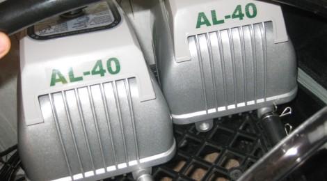 Воздушный компрессор ALITA