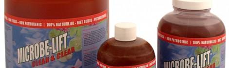 Бактериальное средство Microbe-Lift Clean&Clear
